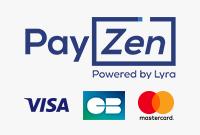 PayZen, moyen de dépôt par Carte Bleue, Visa ou Mastercard